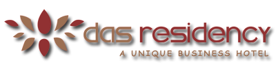 Das Residency Logo :: Unique business hotel in Parassinikadavu, Kannur